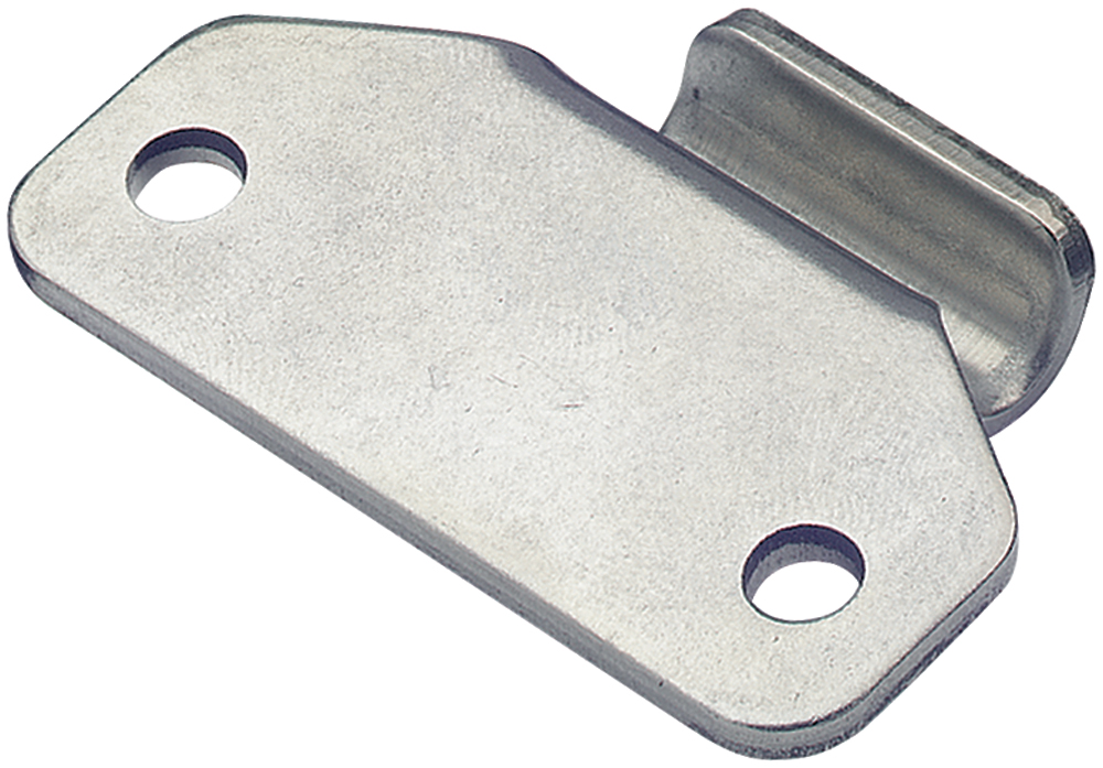 Catch Plate for Toggle Latch Stainless Steel type 316 (Natural)