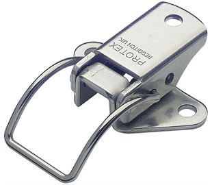 Spring Claw Toggle Latch Light Duty Stainless Steel (Natural)