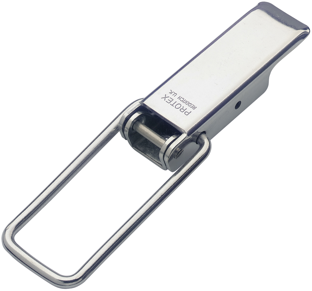 Non-Adjustable Latch Medium Duty Stainless Steel type 316 (Natural)