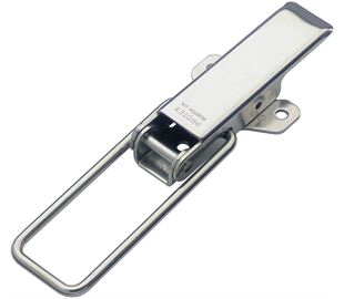 Non-Adjustable Latch Medium Duty Stainless Steel (Natural)