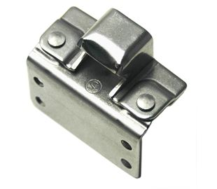 Keeper Plate 90 Degree for CatchBolt Stainless Steel (Natural)