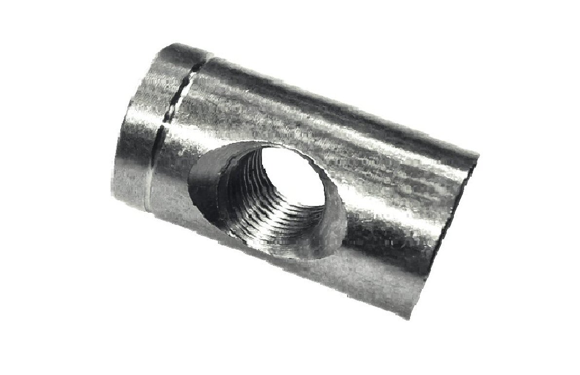 Spare Barrel Nut Stainless Steel type 316 (Natural)