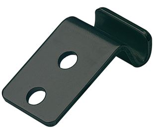 Catch Plate for Toggle Latch Mild Steel Black