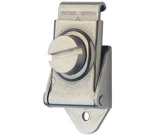 Rotary Turn Latch Stainless Steel (Natural)