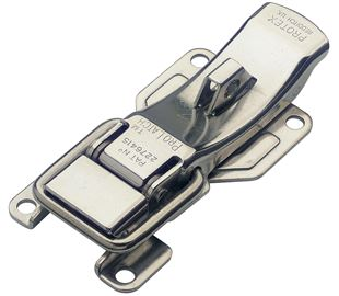 ProLatch with Safety Catch Stainless Steel (Natural)