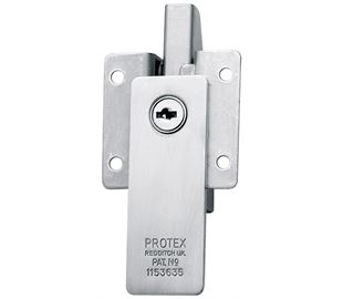 Flush Fitting Toggle Latch Stainless Steel (Natural)