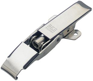 Adjustable Latch Medium Duty Stainless Steel (Natural)
