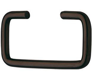 Handle Mild Steel Black