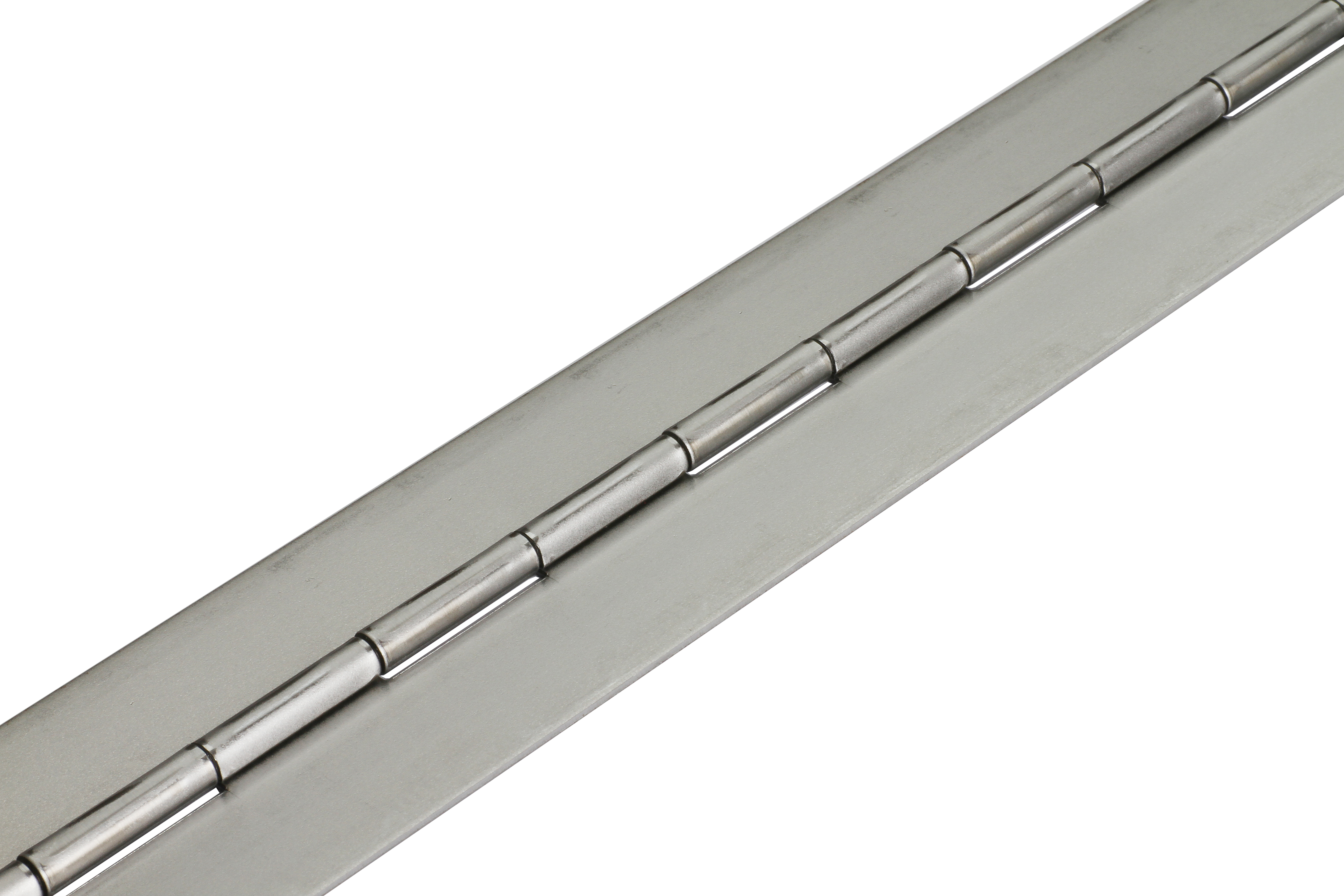 1016mm X 50mm X 1.2mm Mild Steel Continuous Hinge (Natural)