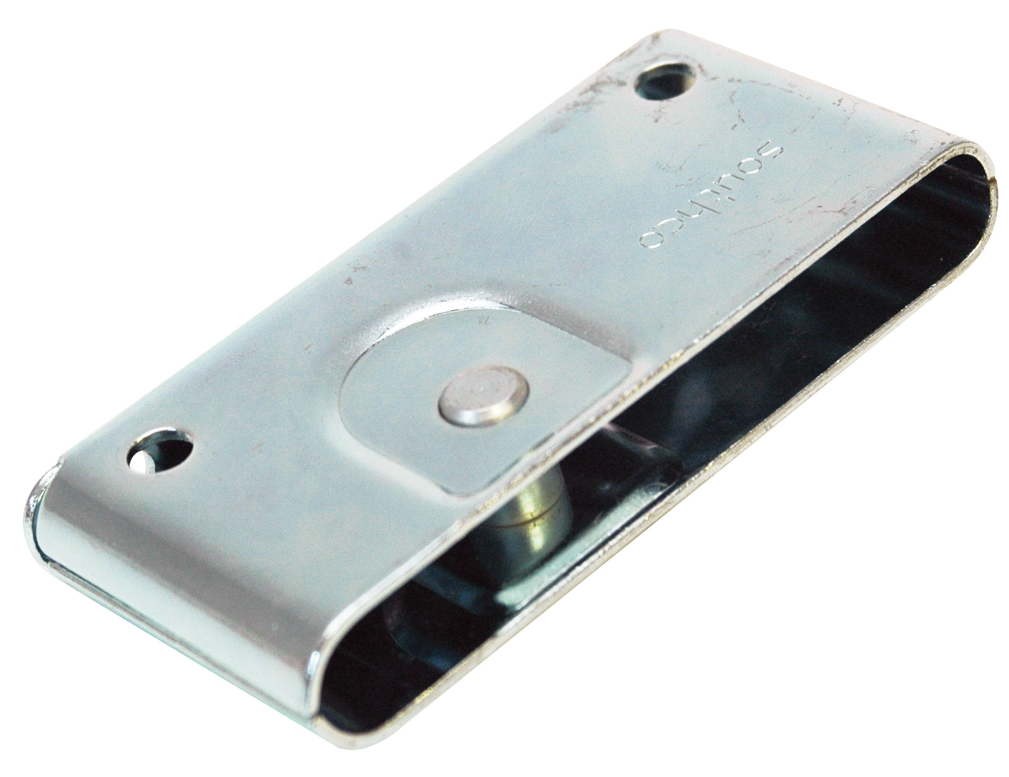 Draw Latch, Receptacle, Zinc Plated