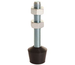 Adjustment Spindle for Toggle Clamp with Neoprene Cap