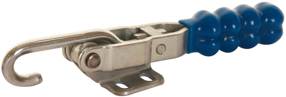 Toggle Clamp Horizontal Draw Action Stainless Steel (Natural)